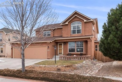 5709 Whiskey River Drive, Colorado Springs, CO 80923 - MLS#: 4014384