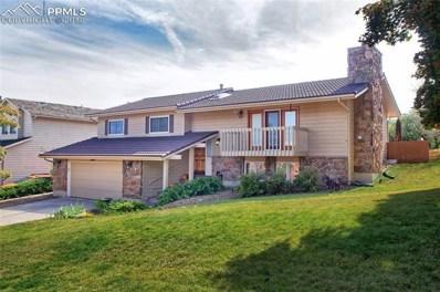 6460 Mesedge Drive, Colorado Springs, CO 80919 - MLS#: 4026463