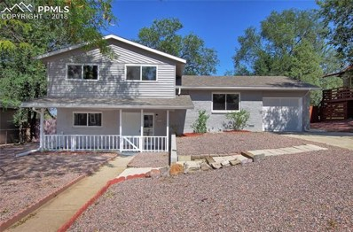 1624 Shenandoah Drive, Colorado Springs, CO 80910 - MLS#: 4028204