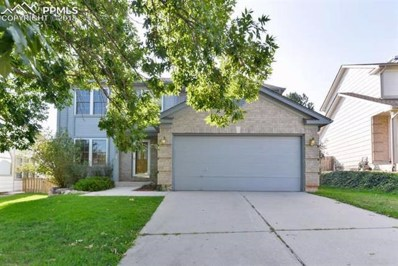 830 Royal Crown Lane, Colorado Springs, CO 80906 - MLS#: 4029780