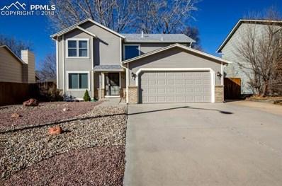 240 Lanfare Place, Colorado Springs, CO 80911 - MLS#: 4031580