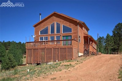1229 Twin Lakes Drive, Divide, CO 80814 - MLS#: 4038142
