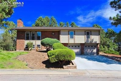271 Dolomite Drive, Colorado Springs, CO 80919 - MLS#: 4042411