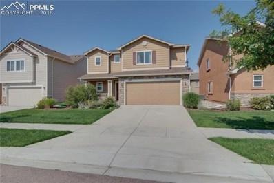 2304 Shady Aspen Drive, Colorado Springs, CO 80921 - MLS#: 4042860