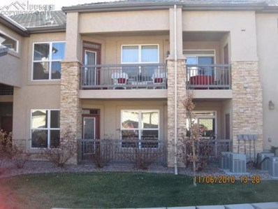 555 Cougar Bluff Point UNIT 108, Colorado Springs, CO 80906 - MLS#: 4051098