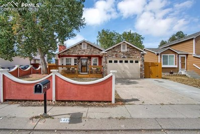 1420 Challenger Avenue, Colorado Springs, CO 80916 - MLS#: 4057150
