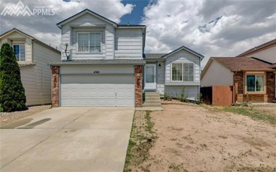 4740 Jet Wing Circle, Colorado Springs, CO 80916 - MLS#: 4067923