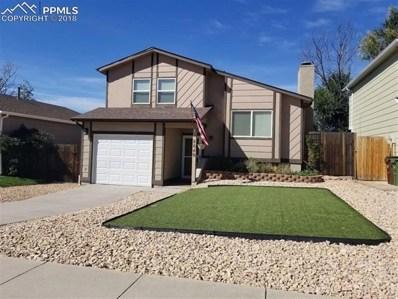 2640 Fredricksburg Drive, Colorado Springs, CO 80922 - MLS#: 4072798
