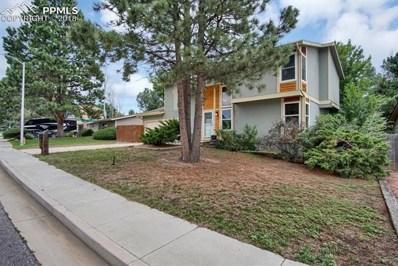 5945 Del Paz Drive, Colorado Springs, CO 80918 - MLS#: 4075533