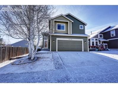 5029 Bittercreek Drive, Colorado Springs, CO 80922 - MLS#: 4076651