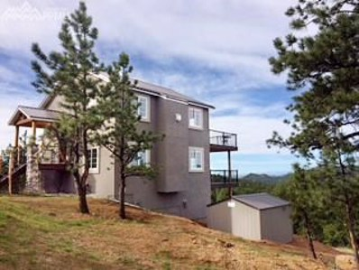 127 Carlton Circle, Florissant, CO 80816 - MLS#: 4084003