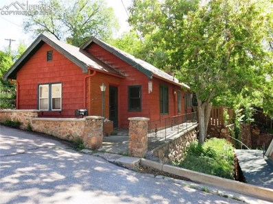 2 Lincoln Avenue, Manitou Springs, CO 80829 - #: 4084205