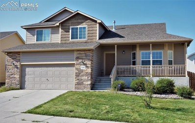 7436 Wind Haven Trail, Fountain, CO 80817 - MLS#: 4108096