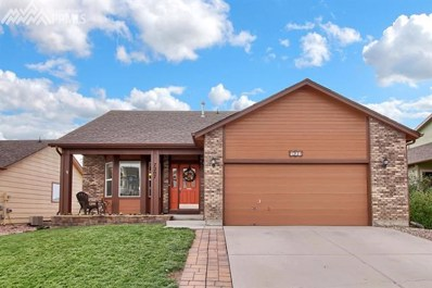 7207 Araia Drive, Fountain, CO 80817 - MLS#: 4109499