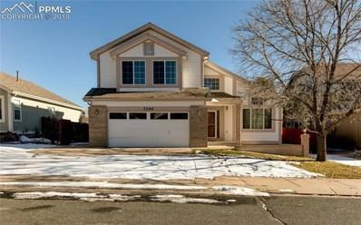 7340 Cotton Drive, Colorado Springs, CO 80923 - MLS#: 4128161