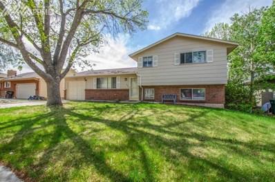 3235 Galena Court, Colorado Springs, CO 80918 - MLS#: 4144627
