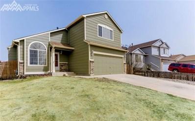 7565 Barn Owl Drive, Fountain, CO 80817 - MLS#: 4150765