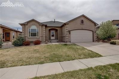 6007 Cumbre Vista Way, Colorado Springs, CO 80924 - MLS#: 4162336