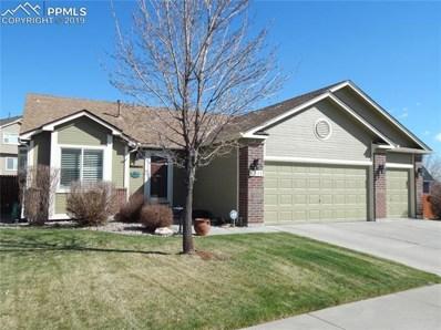 4311 Range Creek Drive, Colorado Springs, CO 80922 - MLS#: 4162676