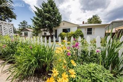 914 N Meade Avenue, Colorado Springs, CO 80909 - MLS#: 4166818