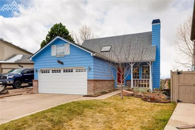 4747 N Bearlily Way, Castle Rock, CO 80109 - MLS#: 4168087