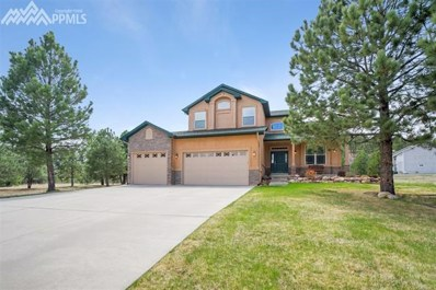 410 Woodmen Court, Colorado Springs, CO 80919 - MLS#: 4168343