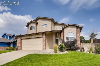 3560 Richmond Drive, Colorado Springs, CO 80922 - MLS#: 4169310