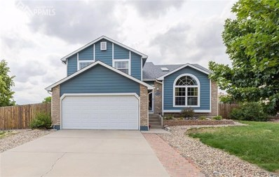 8375 Camfield Circle, Colorado Springs, CO 80920 - MLS#: 4173151