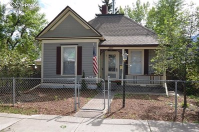 2307 W Pikes Peak Avenue, Colorado Springs, CO 80904 - MLS#: 4178390