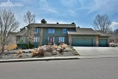 485 Brandywine Drive, Colorado Springs, CO 80906 - MLS#: 4182987