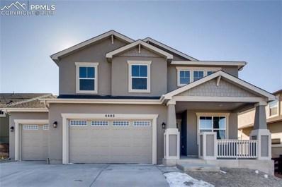 4465 New Santa Fe Trail, Colorado Springs, CO 80924 - MLS#: 4184656