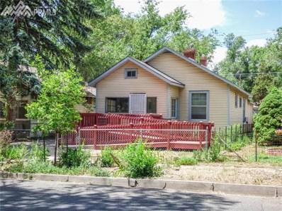 612 N Walnut Street, Colorado Springs, CO 80905 - MLS#: 4194279