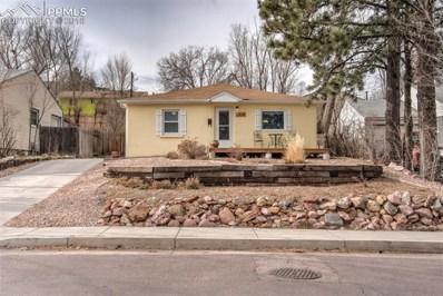 1316 Cooper Avenue, Colorado Springs, CO 80905 - MLS#: 4198431