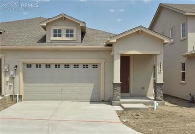 5877 Wild Rye Drive, Colorado Springs, CO 80919 - MLS#: 4199100