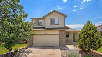 4911 Chariot Drive, Colorado Springs, CO 80923 - MLS#: 4200738
