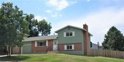 2405 Telemark Court, Colorado Springs, CO 80918 - MLS#: 4202268