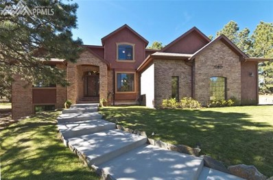 465 Indian Way, Monument, CO 80132 - MLS#: 4208495