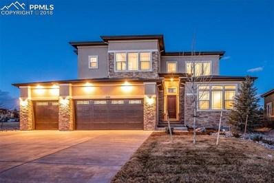 2124 Turnbull Drive, Colorado Springs, CO 80921 - MLS#: 4209196