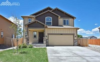 9862 Silver Stirrup Drive, Colorado Springs, CO 80925 - MLS#: 4220083