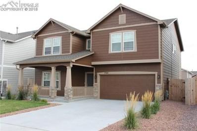 7241 Thorn Brush Way, Colorado Springs, CO 80923 - MLS#: 4220509