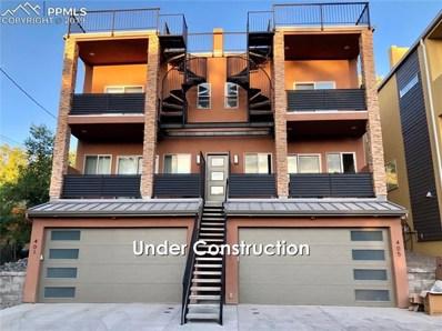 417 N Chestnut Street, Colorado Springs, CO 80905 - #: 4221028
