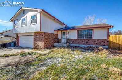 2740 Alteza Lane, Colorado Springs, CO 80917 - MLS#: 4224890