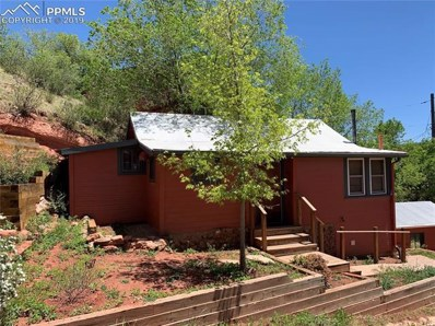 107 Pinon Lane, Manitou Springs, CO 80829 - #: 4247401