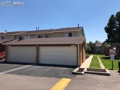 440 W Rockrimmon Boulevard UNIT A, Colorado Springs, CO 80919 - MLS#: 4251323