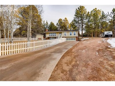 264 Piney Point Lane, Woodland Park, CO 80863 - MLS#: 4253850