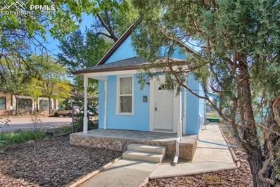 609 S Weber Street, Colorado Springs, CO 80903 - MLS#: 4257675