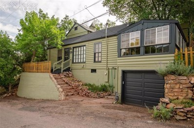 107 South Path, Manitou Springs, CO 80829 - MLS#: 4284168