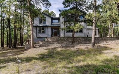 3370 Pinehurst Circle, Colorado Springs, CO 80908 - MLS#: 4284205