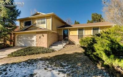 6140 Eagles Nest Drive, Colorado Springs, CO 80918 - MLS#: 4285900