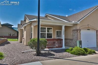 1255 Villa Grove, Monument, CO 80132 - MLS#: 4293090